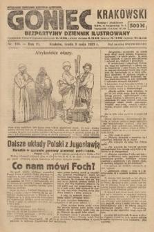 Goniec Krakowski : bezpartyjny dziennik popularny. 1923, nr100