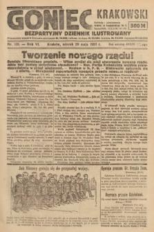 Goniec Krakowski : bezpartyjny dziennik popularny. 1923, nr118