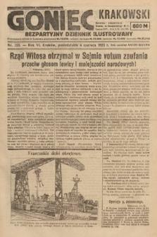 Goniec Krakowski : bezpartyjny dziennik popularny. 1923, nr123