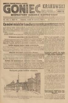 Goniec Krakowski : bezpartyjny dziennik popularny. 1923, nr132