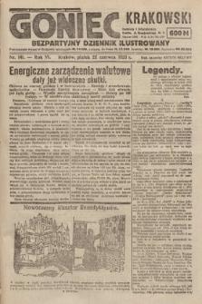 Goniec Krakowski : bezpartyjny dziennik popularny. 1923, nr141