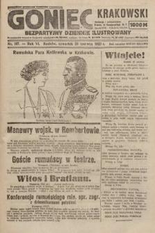 Goniec Krakowski : bezpartyjny dziennik popularny. 1923, nr147