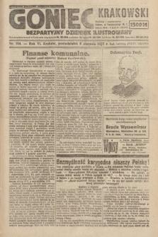 Goniec Krakowski : bezpartyjny dziennik popularny. 1923, nr184