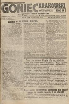 Goniec Krakowski : bezpartyjny dziennik popularny. 1923, nr250