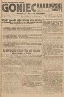 Goniec Krakowski : bezpartyjny dziennik popularny. 1923, nr259