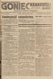 Goniec Krakowski : bezpartyjny dziennik popularny. 1923, nr290