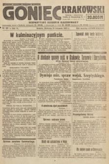 Goniec Krakowski : bezpartyjny dziennik popularny. 1923, nr291
