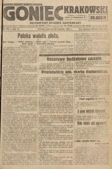 Goniec Krakowski : bezpartyjny dziennik popularny. 1923, nr294