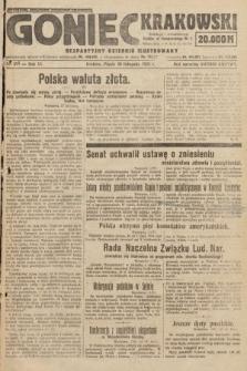 Goniec Krakowski : bezpartyjny dziennik popularny. 1923, nr295