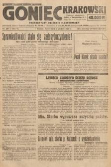 Goniec Krakowski : bezpartyjny dziennik popularny. 1923, nr298
