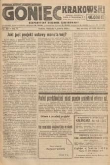 Goniec Krakowski : bezpartyjny dziennik popularny. 1923, nr303