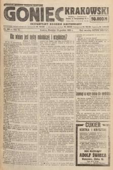 Goniec Krakowski : bezpartyjny dziennik popularny. 1923, nr308