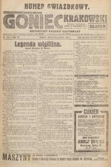 Goniec Krakowski : bezpartyjny dziennik popularny. 1923, nr316