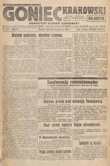 Goniec Krakowski : bezpartyjny dziennik popularny. 1923, nr318