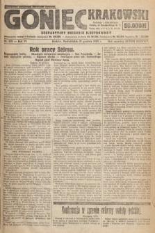 Goniec Krakowski : bezpartyjny dziennik popularny. 1923, nr319