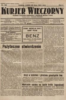 Kurjer Wieczorny : poświęcony sprawom ekonomicznym, giełdowym i politycznym. 1924, nr168