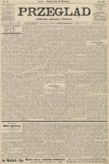 Przegląd polityczny, społeczny i literacki. 1907, nr223