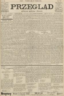 Przegląd polityczny, społeczny i literacki. 1907, nr248