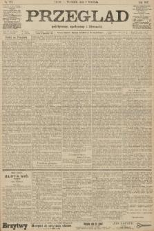 Przegląd polityczny, społeczny i literacki. 1907, nr277