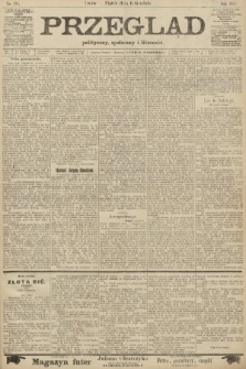 Przegląd polityczny, społeczny i literacki. 1907, nr281