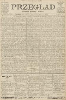 Przegląd polityczny, społeczny i literacki. 1907, nr286