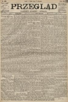 Przegląd polityczny, społeczny i literacki. 1893, nr263