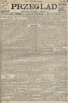Przegląd polityczny, społeczny i literacki. 1893, nr269