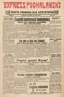 Express Podhalański : gazeta poranna dla wszystkich. 1931, nr19