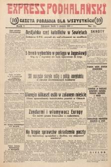 Express Podhalański : gazeta poranna dla wszystkich. 1931, nr32