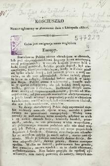 Polacy we Francyi : tygodnik awenioński. 1832 [całość]