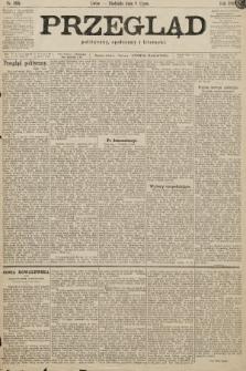 Przegląd polityczny, społeczny i literacki. 1899, nr155