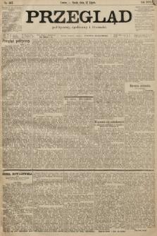 Przegląd polityczny, społeczny i literacki. 1899, nr157