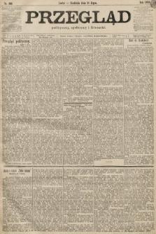 Przegląd polityczny, społeczny i literacki. 1899, nr161