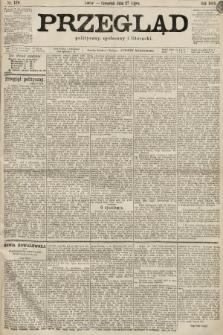 Przegląd polityczny, społeczny i literacki. 1899, nr170