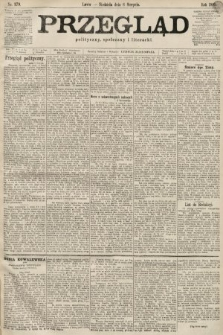 Przegląd polityczny, społeczny i literacki. 1899, nr179