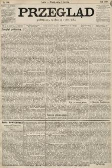 Przegląd polityczny, społeczny i literacki. 1899, nr180