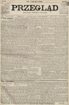 Przegląd polityczny, społeczny i literacki. 1899, nr181