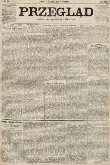 Przegląd polityczny, społeczny i literacki. 1899, nr182