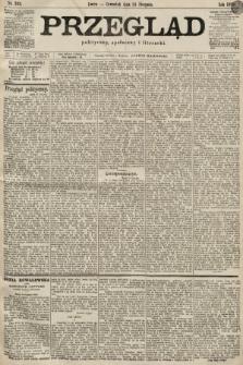 Przegląd polityczny, społeczny i literacki. 1899, nr193