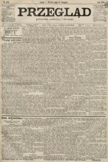Przegląd polityczny, społeczny i literacki. 1899, nr197