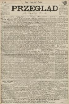 Przegląd polityczny, społeczny i literacki. 1899, nr200