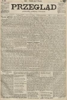 Przegląd polityczny, społeczny i literacki. 1899, nr202