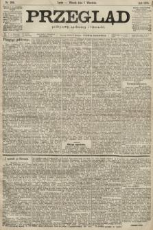 Przegląd polityczny, społeczny i literacki. 1899, nr203