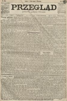 Przegląd polityczny, społeczny i literacki. 1899, nr204
