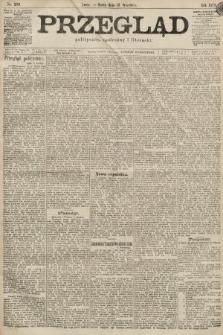 Przegląd polityczny, społeczny i literacki. 1899, nr209