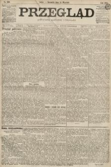 Przegląd polityczny, społeczny i literacki. 1899, nr210