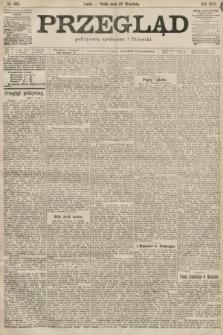 Przegląd polityczny, społeczny i literacki. 1899, nr215