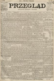 Przegląd polityczny, społeczny i literacki. 1899, nr229