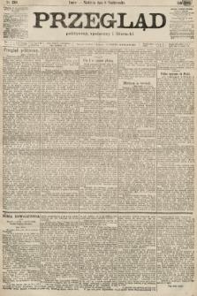 Przegląd polityczny, społeczny i literacki. 1899, nr230