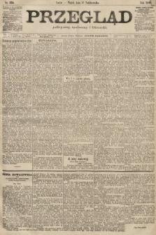 Przegląd polityczny, społeczny i literacki. 1899, nr234